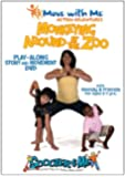 Kids Yoga DVD - Monkeying Around at the Zoo - Flexibility & Appreciation