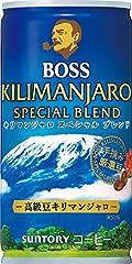 ボス キリマンジャロスペシャルブレンド
