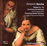 echange, troc  - Octuor Op.96 - Grand Quintetto Pour Cor & Quatuor A Cordes Op.106...