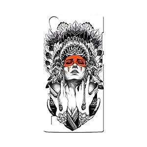 BLUEDIO Designer Printed Back case cover for VIVO Y15 / Y15S - G1302