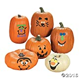 Foam Pumpkin Decorations