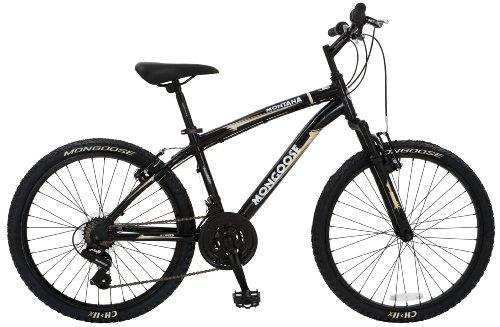 Mongoose Montana Boy's Mountain Bike (24-Inch Wheels)