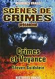 echange, troc Steven Goldstein - Crimes et voyance