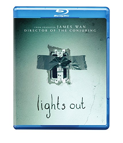 Lights Out (Blu-ray + Digital HD)