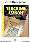 img - for Teaching Torah: V'zot Habrach book / textbook / text book