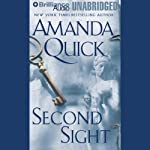 Second Sight: Arcane Society, Book 1 (       UNABRIDGED) by Amanda Quick Narrated by Anne Flosnik