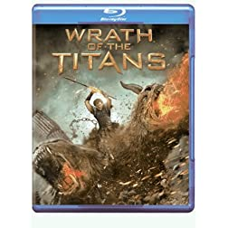 Wrath of the Titans  (Movie Only + Ultraviolet) (Blu-ray)