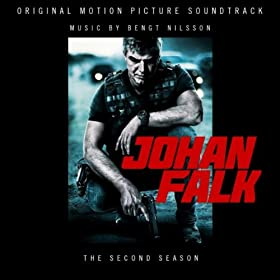 Johan Falk: The Second Season (Original Motion Picture Soundtrack)