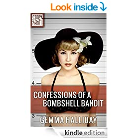 Confessions of a Bombshell Bandit (A Short Story)