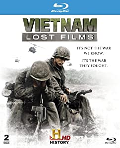 Vietnam: Lost Films [Blu-ray] [Import anglais]