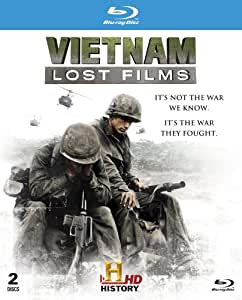 Vietnam: Lost Films [Blu-ray] [Import anglais]