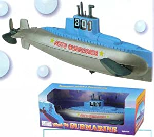 Toysmith Wind-Up Submarine