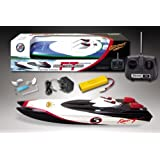 "29"" Fish Torpedo Offshore Dual Motors Radio Controlled RC Racing Boat ---NEW!! (Colors May Vary)"