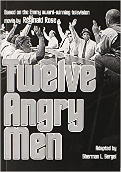 12 angry men by reginald rose Twelve angry men: some questions and answers  what is the cause of three's anger toward all young men  why does reginald rose give him these lines.