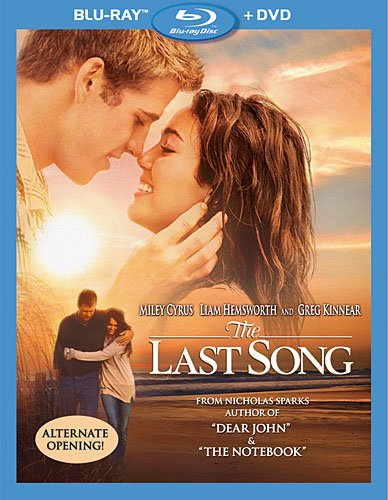 Cover art for  The Last Song (Two-Disc Blu-ray/DVD Combo)