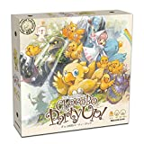 Square Enix Chocobo Party Up Board Game (Color: Multicolor)