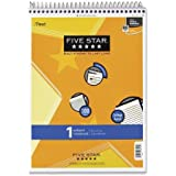 Five Star Wirebound Note Pad - 1 Subject 100-Count (6182)