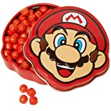 Boston America 222938 Mario Brick Breakin Candy Tin - Red