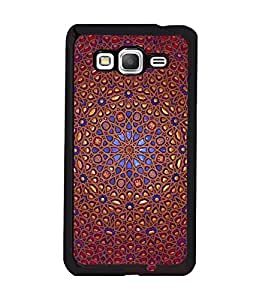 printtech Ethinic Pattern Back Case Cover for Samsung Galaxy Grand Prime G530h