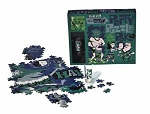 Derek Party Puzzle Pack-Groovy Island