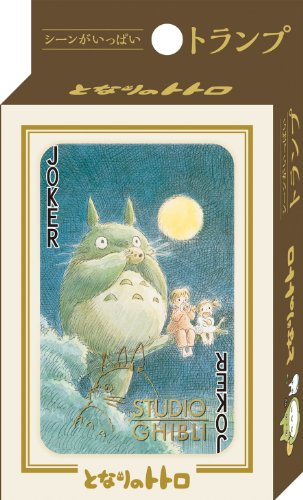1 X Studio Ghibli Playing Cards - My Neighbor Totoro 2nd Edition - 1