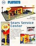 SEARS SERVICE CENTER Marx Toys 30TH YEAR COMMEMORATIVE EDITION Vintage Collectibles Tin Lithographed Playset