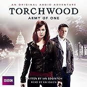 Army of One: A Torchwood Adventure | [Ian Edgington]