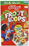 Kelloggs Froot Loops Regular Size Usa...