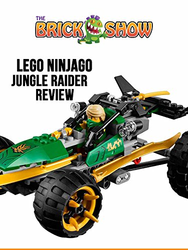 LEGO Ninjago Jungle Raider 70755 Review