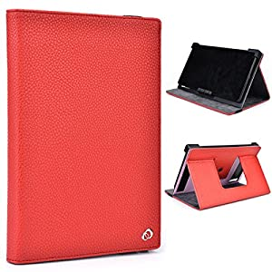 Kroo® - Folio Case Universal Fit for Alcatel POP 7 by Kroo