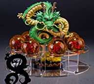 Dragon Ball Z Action Figures Dragon+7pcs PVC Balls+Shelf Brinquedos Model toys
