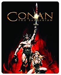 Conan the Barbarian - Limited Edition Steelbook [Blu-ray] [1982]