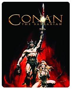 Conan the Barbarian - Limited Edition Steelbook [Blu-ray] [1982]
