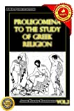 img - for Prolegomena to the study of Greek religion Vol.2 book / textbook / text book
