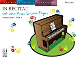 img - for In Recital With Little Pieces for Little Fingers, Preparatory book / textbook / text book
