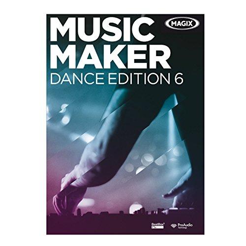 MAGIX Music Maker Dance Edition 6 [Download]
