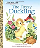img - for The Fuzzy Duckling (Little Golden Book) book / textbook / text book
