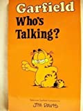 Garfield-Who's Talking? (Garfield Pocket Books) (0906710618) by Davis, Jim