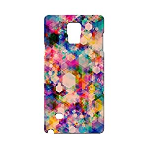 BLUEDIO Designer Printed Back case cover for Samsung Galaxy Note 4 - G2460