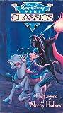 The Legend of Sleepy Hollow (Disney Mini Classics) [VHS]