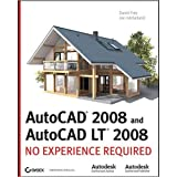 Wiley Autocad 2008 And Autocad IT 2008 No Experience Required