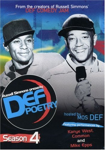 Russell Simmons Presents Def Poetry: Seasons 1-4