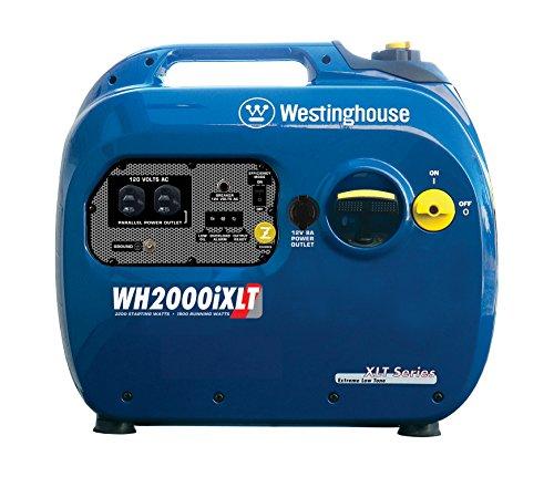 Westinghouse Wh2000Ixlt Parallel Capable Digital Inverter Generator With Running 1800-Watt And Starting 2200-Watt