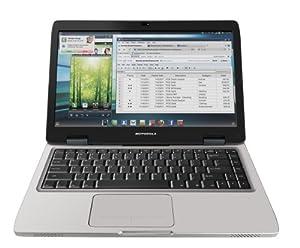 Motorola Lapdock 500 Pro for Motorola Smartphones - Charger - Retail Packaging - Silver