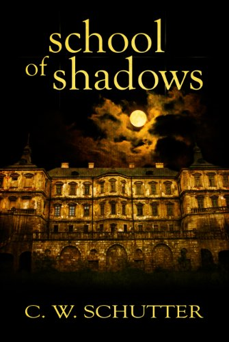 School Of Shadows by CW Schutter ebook deal