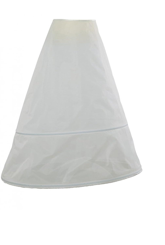 große Hochzeit Petticoat 2 Reifen Weiß oder Elfenbein Farben