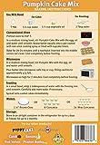 Puppy Cake Pumpkin Flavored Cake Mix