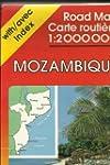 Mozambique Map (Ravenstein Internatio...