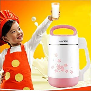 BONUS PACK! Joyoung CTS-1088 Easy-Clean Automatic Hot Soy Milk Maker with FREE Soybean Bonus Pack