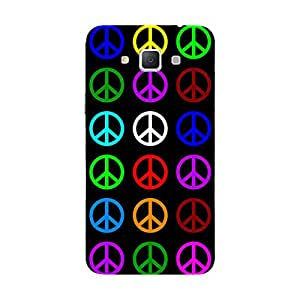 Garmor Designer Silicone Back Cover For Samsung Galaxy Grand Max SM G7200